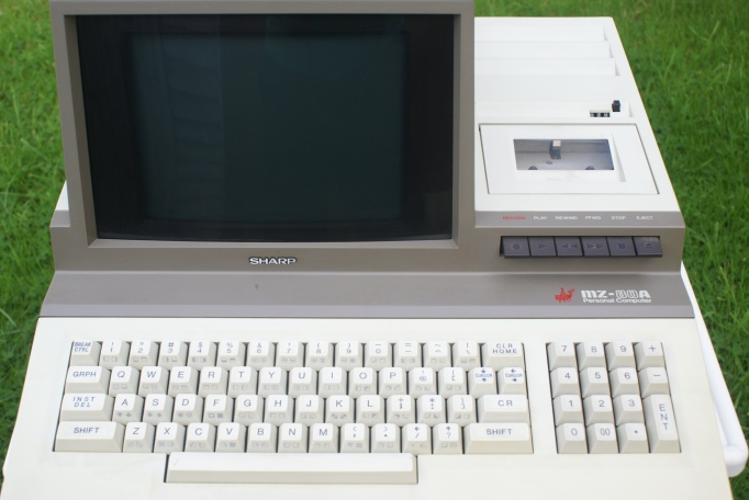 The Sharp MZ-80A