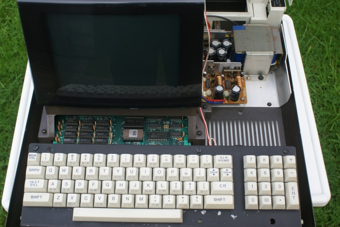 Inside the MZ-80A #2